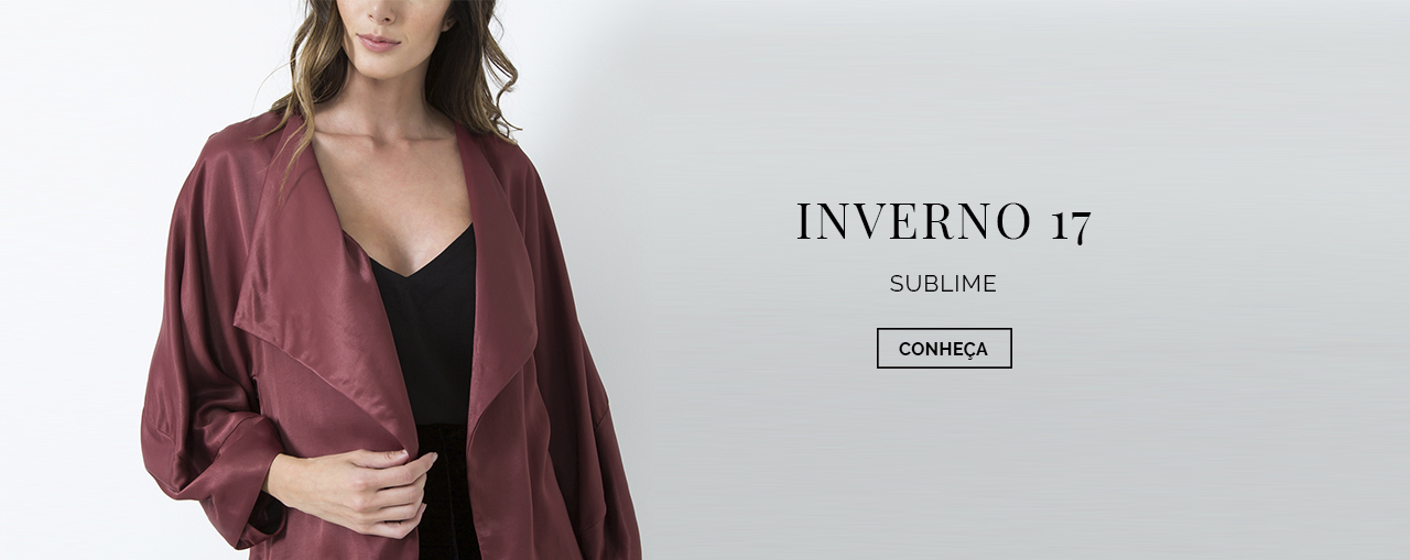 Lookbook - Inverno17