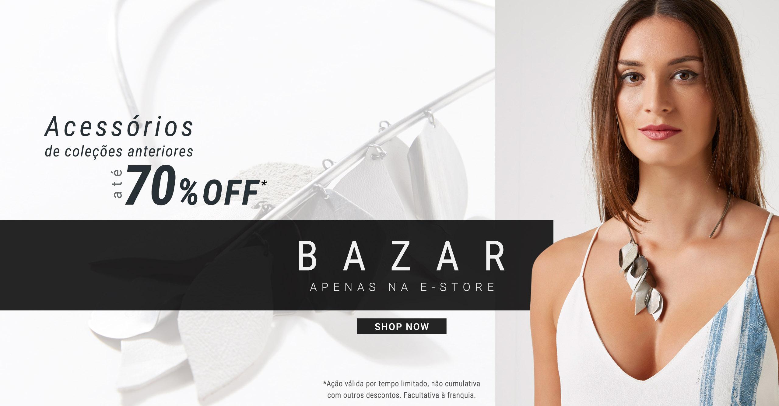 01- Acessórios/Bazar  = CLARO