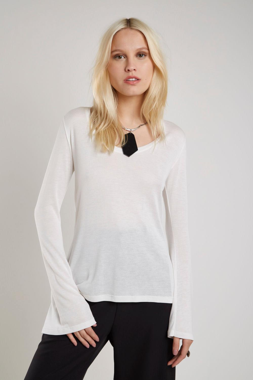 estilo minimalista blusa