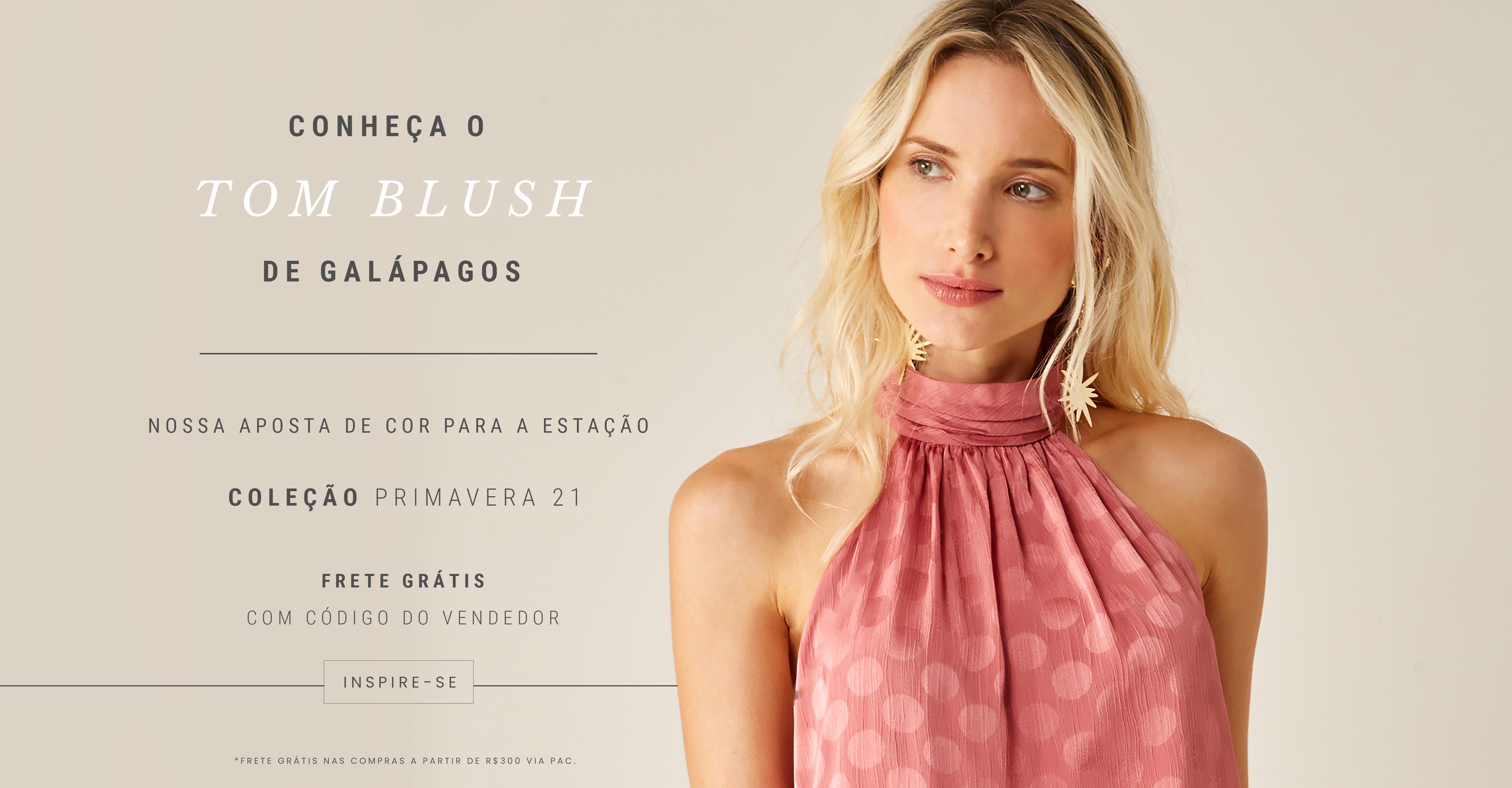 Blush = CLARO